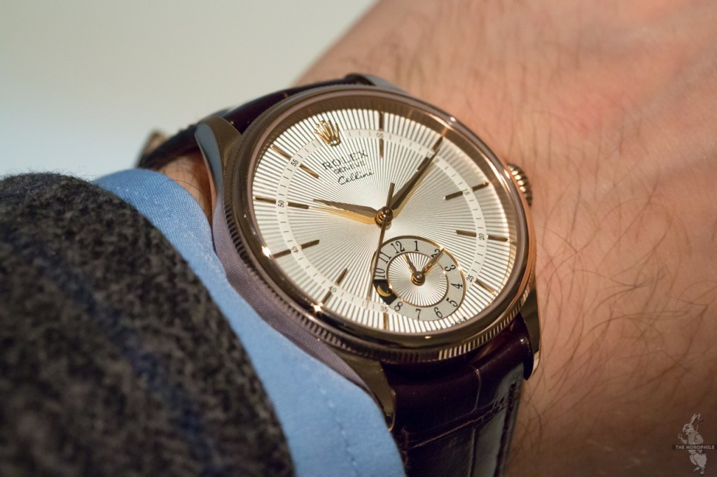 Rolex cellini dual time the horophile for Rolex cellini