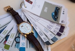 Highlights from Concorso d'Eleganza 2014 with A. Lange & Söhne