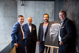 Hautlence 10th Anniversary + Unveiling of the INVICTUS Morphos