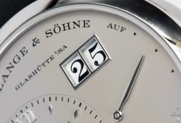 A Look at the New A. Lange & Söhne Lange 1