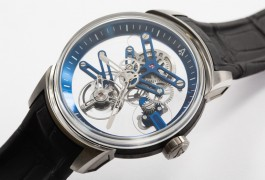Angelus U20 Ultra-Skeleton Tourbillon (Quill & Pad)